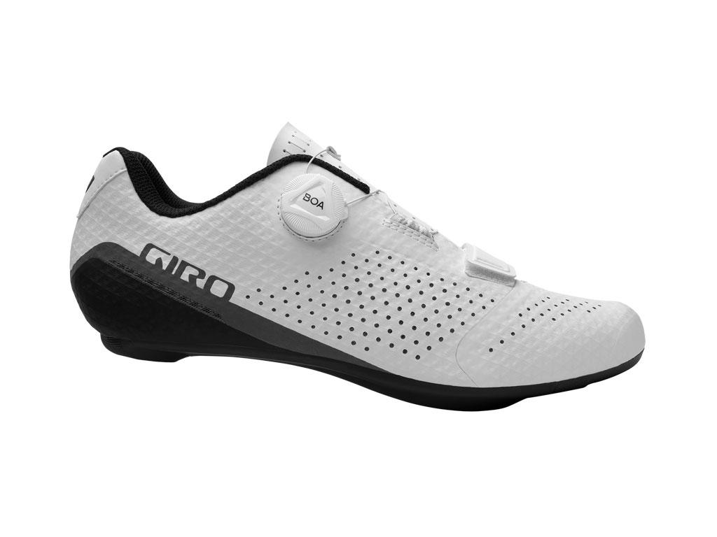 Sapatilha de ciclismo Giro Cadet branca