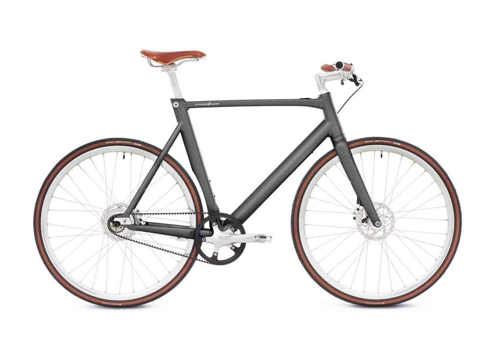 Bicicleta Arthur com sistema Mahle X35+