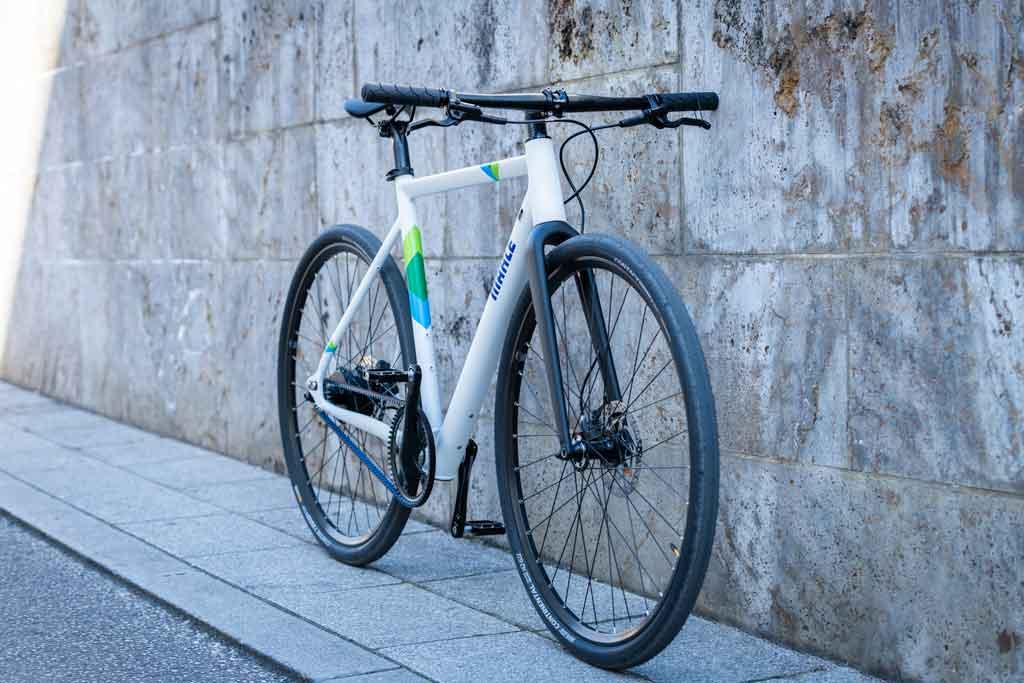 Sistema de bicicleta elétrica Mahle X35+