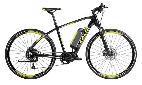 Bicicleta Elétrica Caloi E-Vibe City Tour