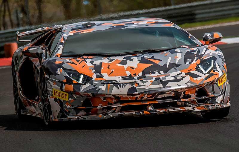 Cervélo se inspirou na Lamborghini Aventador Super Veloce Jota (SVJ) parta fazer a R5.