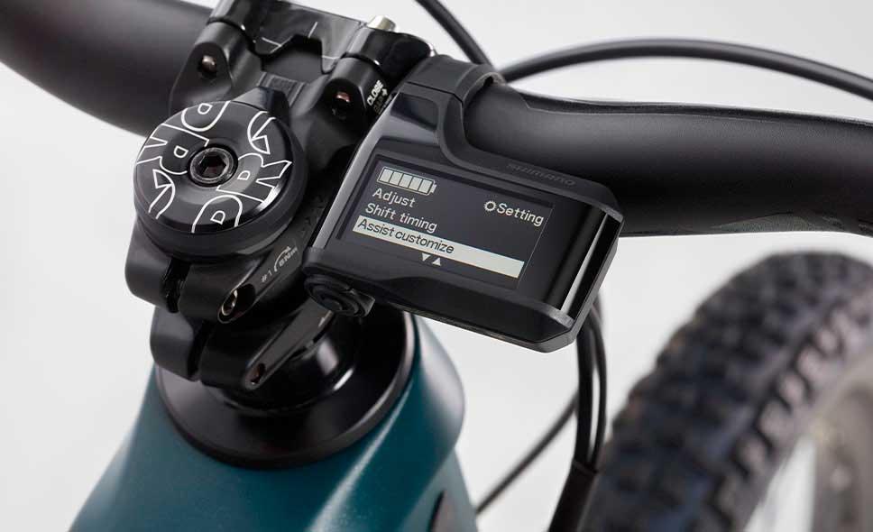 Motor Elétrico Shimano EP8 para Bicicletas Elétrica e-MTB