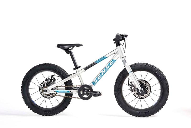 Sense Grom alumínio 2021/2022 - fotos reprodução Sense Bikes