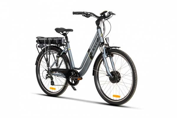 Bicicleta Elétrica Sense Breeze 2020