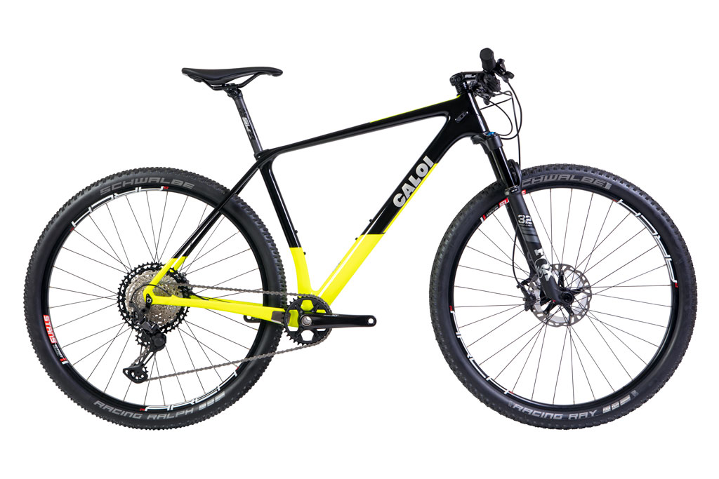 Caloi Elite Carbon Racing 2021