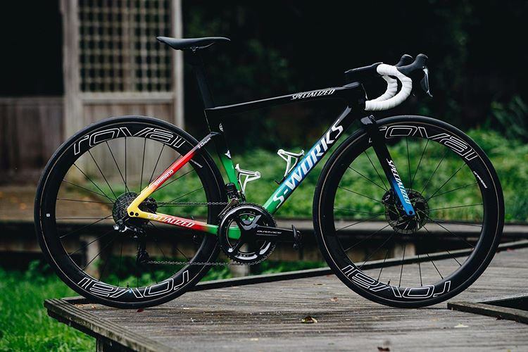 Specialized S-Works Tarmac SL7 de Julian Alaphillippe