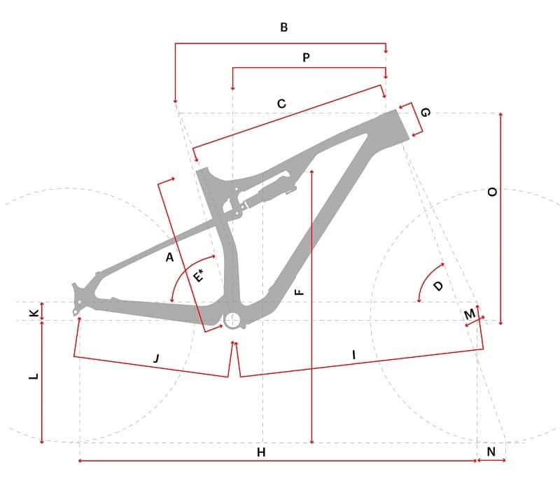 Geometria Caloi Elite Carbon FS
