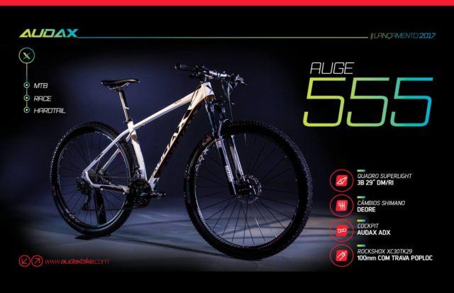 Audax Auge 555