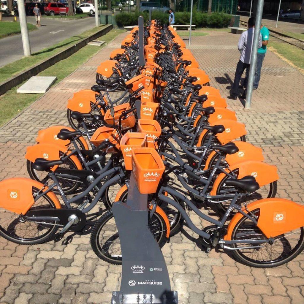 Bicicleta Integrada Fortaleza