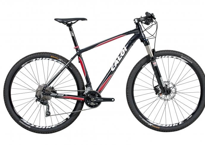 Caloi Elite bicicleta mountain bike quadro alumínio