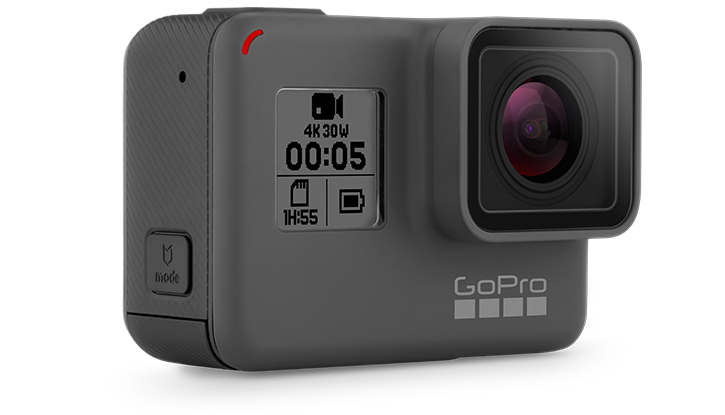 GoPro Hero5 e Hero5 Session