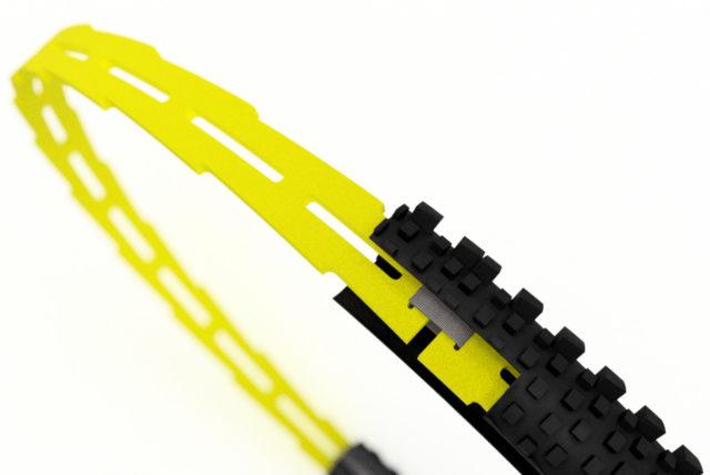 Huck Norris protetor furos pneus
