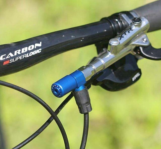 Sistema de freios ABS para bicicleta mountain bike Outbraker
