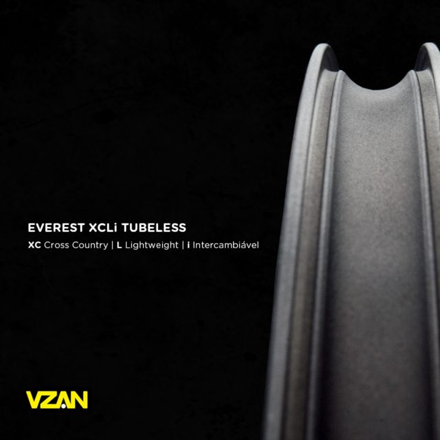 Roda VZAN Everest XCLi Tubeless