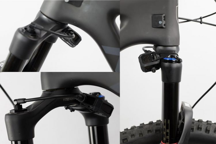 SRAM lança Quarq ShockWiz no mercado